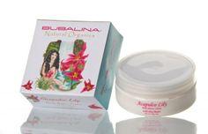 Bubalina Organic Acapulco Lily Body Butter Creme W/ Shea Butter