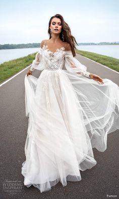 Long Sleeve Wedding, Long Wedding Dresses, Cheap Wedding Dress, Boho Wedding Dress, Bridal Dresses, Wedding Gowns, Lace Wedding, Mode Hippie, Classic Wedding Dress