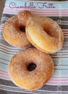 Super fluffy sweet fried donuts recipe without potatoes - Super soft sweet fried donuts recipe without potatoes my know-how - Donut Recipes, Baking Recipes, Cake Recipes, Cooking Cake, Fun Cooking, College Cooking, Frittata, How To Cook Pasta, How To Cook Chicken