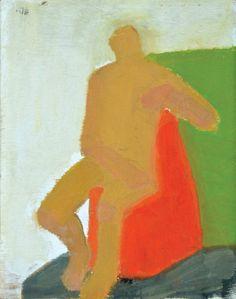 Ori Reisman (Israeli, 1924-1991) - Male Model, 1950s