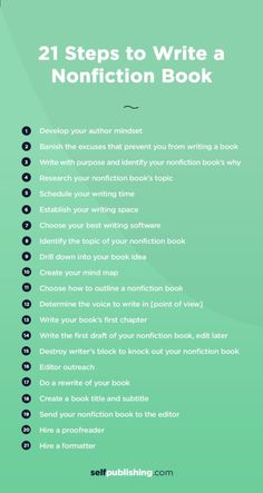 Learn the steps on how to write a book, specifically for non fiction book writers! Book Writing Tips, Book Writer, Writing Words, Writing Quotes, Writing Resources, Writing Software, Grammar Humor, Becoming A Writer, Learning To Write