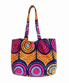 African Fabric Bag, Large Tote ~African fashion, Ankara, kitenge, Kente, African prints, Senegal fashion, Kenya fashion, Nigerian fashion, Ghanaian fashion ~DKK