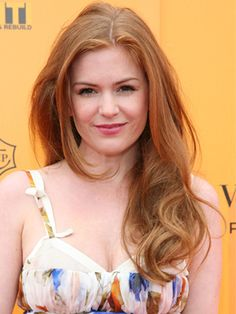 Strawberry Blonde: Isla Fisher