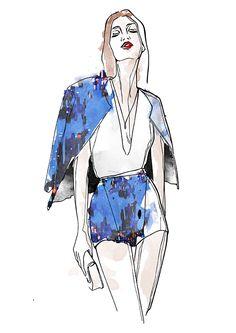 Fashion Illustration#1
