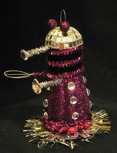 Daleks of the Day: December 2011 We're gonna need a bigger Christmas tree!