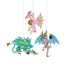 Puff The Magic Dragon, Rooster, First Love, Glass Art, Pokemon, Fairy, Scene, Seasons, Ornaments
