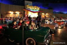 News! Breakfast at Sci-Fi Dine-In Restaurant at Disney's Hollywood Studios for a Limited Time