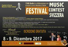 8 - 9 DICEMBRE 2017 info: 076 307 62 91 Boarding Pass, Musica