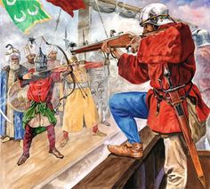 Fav Pike'n'Shot Pics - Page 16 - Armchair General and HistoryNet >> The Best Forums in History Renaissance, Military Drawings, Early Modern Period, Conquistador, Templer, Landsknecht, Medieval World, Early Middle Ages, Ottoman Empire