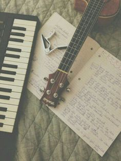 The Music is in the heart♪♥