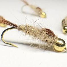 ... • A few clean, simple and productive pieces of trout food! #tailwaterjunkie