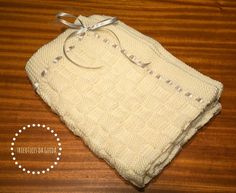 Blanket made by Alexandra Reis with Nanny yarn/Manta feita por Alexandra Reis com o fio Nanny