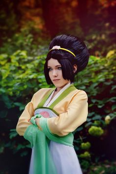Toph Bei Fong - These pics just keep getting better and better! *TophWei on deviantART