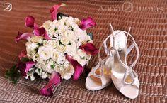 Tutto deve essere in perfetta e delicata armonia con il tuo stile.. il #bouquet, ma anche le #scarpe #AnnaTumas...