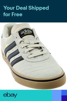 best cheap ffa11 0fd37 adidas BUSENITZ VULC ADV Skate Shoes- Beige- Mens