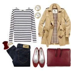 A fashion look from December 2012 featuring Joseph t-shirts, Burberry coats and Diesel jeans. Browse and shop related looks.