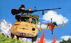 Resultado de imagen de LUPIN CAR