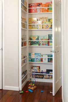 Kae's Corner Design: Clever Storage Ideas
