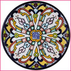 🏵🏵🍧🌮Mexican Talavera : More At FOSTERGINGER @ Pinterest 🉐💮🉐💮