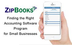 ZipBooks is very simple and easy to use cloud based accounting software designed specifically for small businesses. ZipBooks enables to to streamline your financial operations and increase productivity.