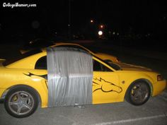 Duct Tape Humor - A Bunch of Us Thought This Would be Funny #ducttapehumor #ducttape