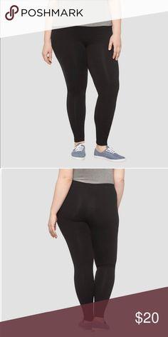 613b0dacb9a 2X Ava   Viv black leggings New 2X stretchy leggings. 97% cotton