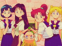17 Cosas que seguro no sabías sobre Sailor Moon