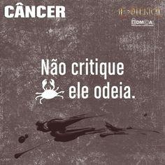 """""""#Câncer #signos #zodíaco #pensamentos #frases #livro ♋"""""""