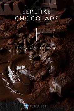 Ben jij ook een chocolade liefhebber? Dan is fair trade chocolade dubbel genieten! Want je hebt niet alleen de lekkerste chocolade; je helpt ook mens, dier en natuur in het land van herkomst. Smullen dus met een goed gevoel! Lees alles over eerlijke chocolade in onze blog! #chocolade #choco #puurgenieten #fairtrade
