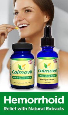 Natural Hemorrhoid Treatment - Calmovil #followback #piles #hemorrhoids #hemrhoids