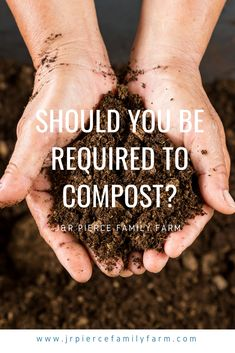 Vermont has a new law about composting - here's what you need to know for 2021 and beyond. #composting #mandatorycomposting #howtocompost #gardening #jrpiercefamilyfarm Building Raised Beds, Raised Garden Beds, New Law, Composting, Vermont, Gardening Tips, Need To Know, Homesteading, Herbs
