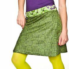 Moshiki- Wrap Skirt
