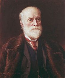 Sir Sanford Fleming..designed the first Canadian postage stamp, proposed worldwide standard time zones.
