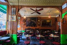 Caffe Reggio (1927,) 119 MacDougal Street, New York NY. Love.