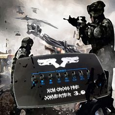 XCM Cross fire 3.0   http://xcm.cc/products/cross-fire-converter-3-0