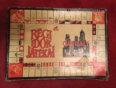 A capitalist game from communist Hungary
