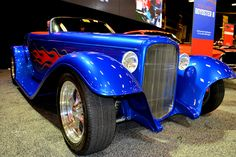 1932 Ford Roadster built by Boyd Coddington