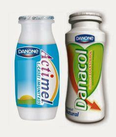 Health, Sport & Science: Alimentos funcionales: Actimel y Danacol ¿Funciona...