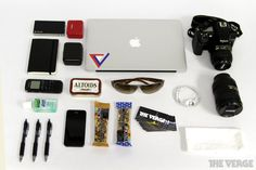 What's in your bag, Bryan Bishop?