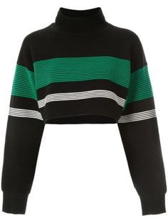 Nagnata Retro Cropped Turtleneck Jumper - Farfetch Nagnata retro cropped turtleneck jumper History of Knitting Yarn spinning, weaving and stitching jobs such as BC. Teen Fashion Outfits, Edgy Outfits, Grunge Outfits, Cool Outfits, Fashion Fashion, Grunge Look, 90s Grunge, Grunge Style, Soft Grunge