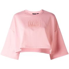 PUMA - Puma - X - Fift - Kurz geschnittenes Oberteil. - yani zulvina - - PUMA - Puma - X - Fift - Kurz geschnittenes Oberteil. Crop Top Outfits, Pink Outfits, Edgy Outfits, Cool Outfits, Girls Fashion Clothes, Teen Fashion Outfits, Ladies Fashion, Puma Outfit, Puma Shirts