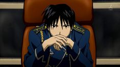 Roy Mustang (FMA: Brotherhood) Toast does not even BEGIN to describe what you are now. Colonel Mustang, Roy Mustang, Fullmetal Alchemist Edward, Fullmetal Alchemist Brotherhood, Mustang Wallpaper, Anime Pictures, Alphonse Elric, Edward Elric, Anime Nerd