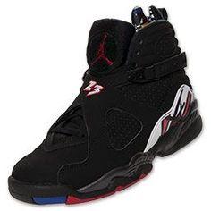 a202c3526217d4 Men s Air Jordan 8 Retro Basketball Shoes Leather Sneakers