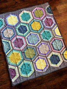Moon Landing Blanket: Free Pattern   Cypress Textiles   Bloglovin'
