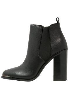 Senso QUILBY I Ankle Boot ebony Premium bei Zalando.de | Obermaterial: Kalbsleder, Innenmaterial: Leder, Sohle: Kunststoff, Decksohle: Leder | Premium jetzt versandkostenfrei bei Zalando.de bestellen!