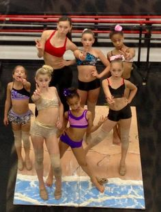 dance moms I don't like Brooke's new replament Abby better let Brooke and Paige back or I will be mad!