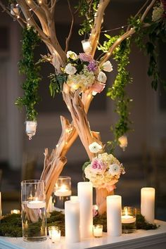 With so many details to plan having to choose the correct wedding table decorations can become a headache. Keep reading to find out how to find some great wedding table decorations without blowing your budget. Your guests are going to… Continue Reading → Unique Centerpieces, Fall Wedding Centerpieces, Wedding Flower Arrangements, Flower Centerpieces, Centerpiece Ideas, Floral Arrangements, Floral Wedding, Diy Wedding, Wedding Flowers
