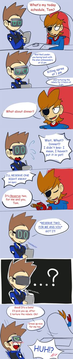 I can totally see this happening, even though I don't ship this.
