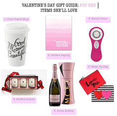 Gift Ideas for HER!