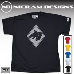 Warhammer 40K Inspired Space Wolves Symbol T Shirt